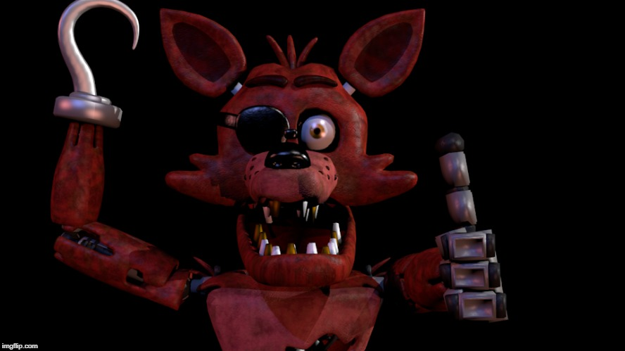 Foxy Thumbs Up | image tagged in foxy thumbs up | made w/ Imgflip meme maker
