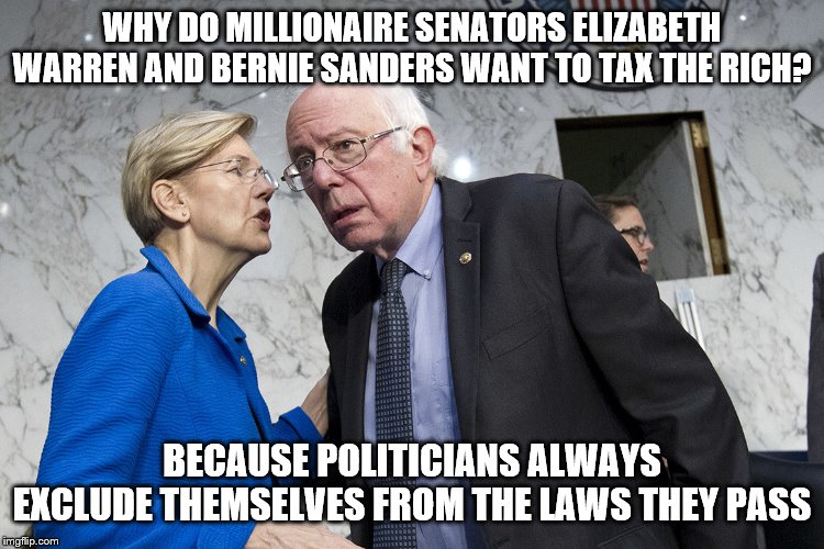 Socialist Sez Do What I Say Not What I Do Imgflip