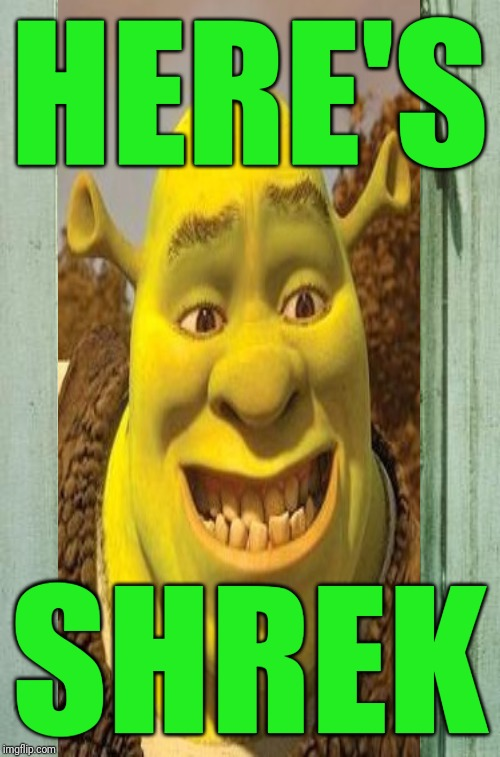 23+ Pictures Of Shrek Smiling Images