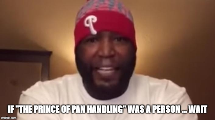 "prince of panhandling Umar Johnson |  IF ""THE PRINCE OF PAN HANDLING"" WAS A PERSON ... WAIT 