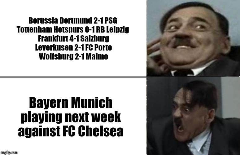 Great Week For German Football Imgflip