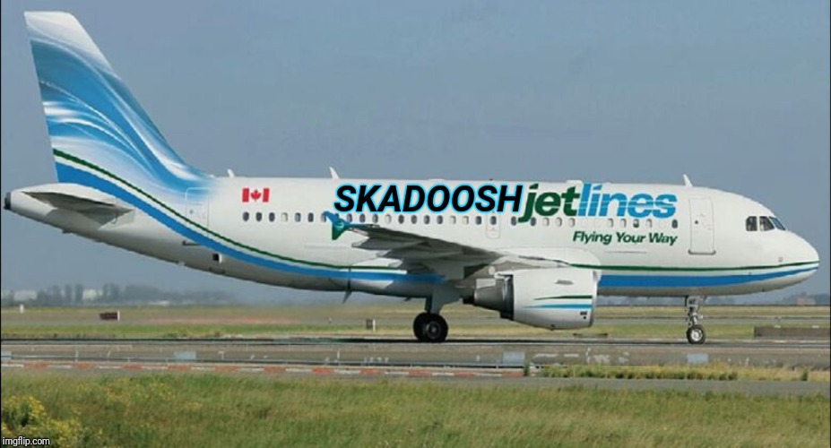 Somebody needs to do this. | SKADOOSH | image tagged in airplane,jet,airlines | made w/ Imgflip meme maker