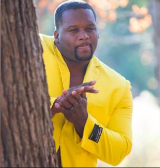 black guy rubbing his hands Blank Template - Imgflip