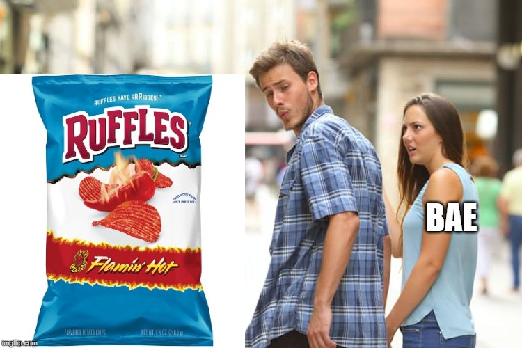 Distracted Boyfriend Meme |  BAE | image tagged in memes,distracted boyfriend | made w/ Imgflip meme maker