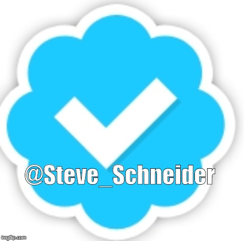 Blue Check Twitter users, Credible Journalism and Polls 3revs6