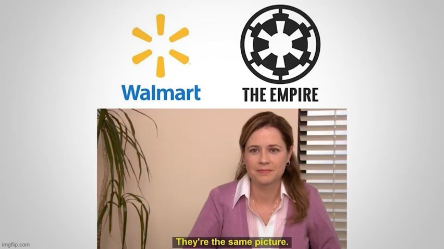 idk | image tagged in meme,star wars,the office | made w/ Imgflip meme maker