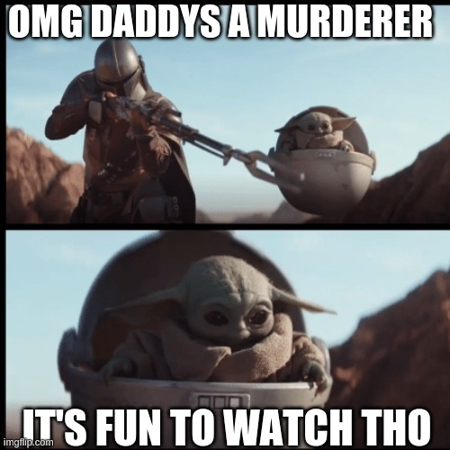 Image tagged in baby yoda - Imgflip