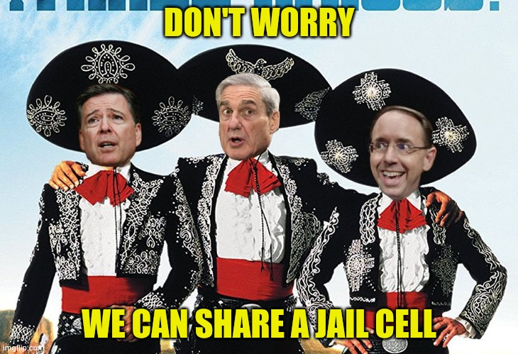 3 Scamigos | DON'T WORRY WE CAN SHARE A JAIL CELL | image tagged in 3 scamigos | made w/ Imgflip meme maker