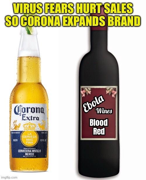 corona beer ebola extra meme