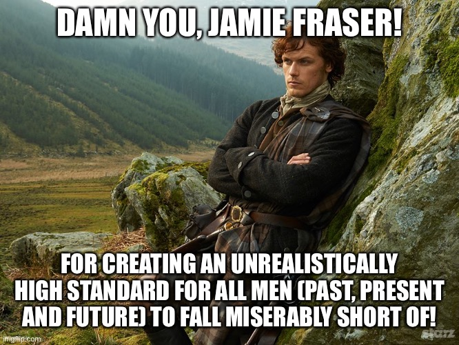 Image Tagged In Outlander Imgflip