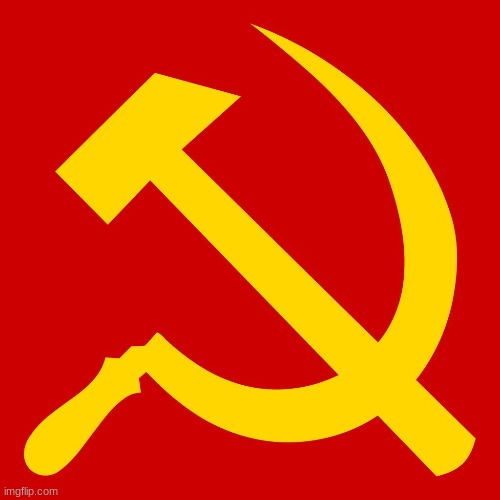 Hammer and Sickle | image tagged in hammer and sickle | made w/ Imgflip meme maker