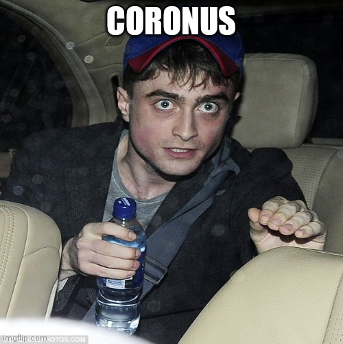 wanna buy some magic |  CORONUS | image tagged in wanna buy some magic | made w/ Imgflip meme maker