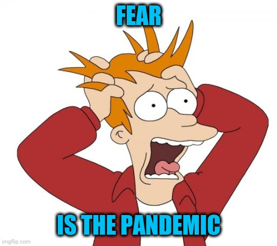 Covid-19 is not a pandemic - Imgflip