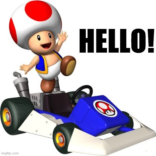 HELLO! | made w/ Imgflip meme maker