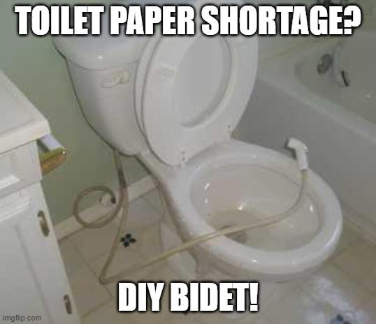Diy Bidet