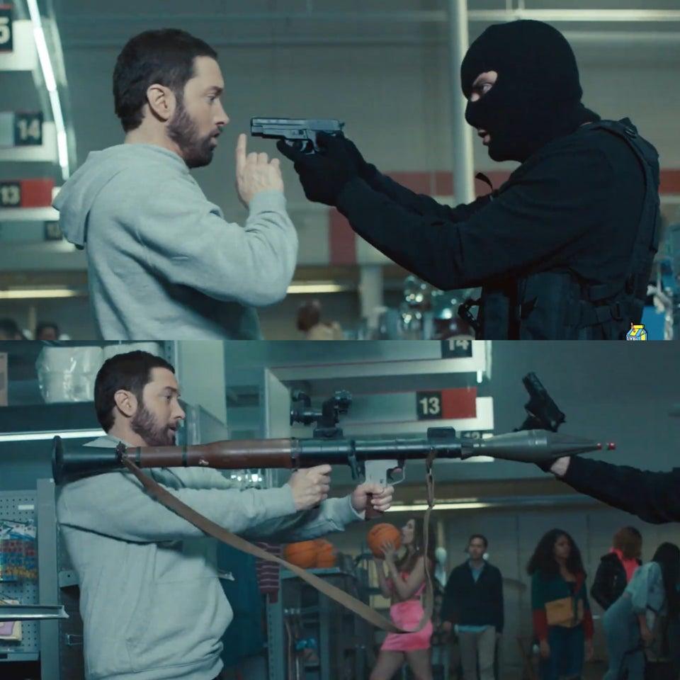 Godzilla Eminem Blank Template Imgflip