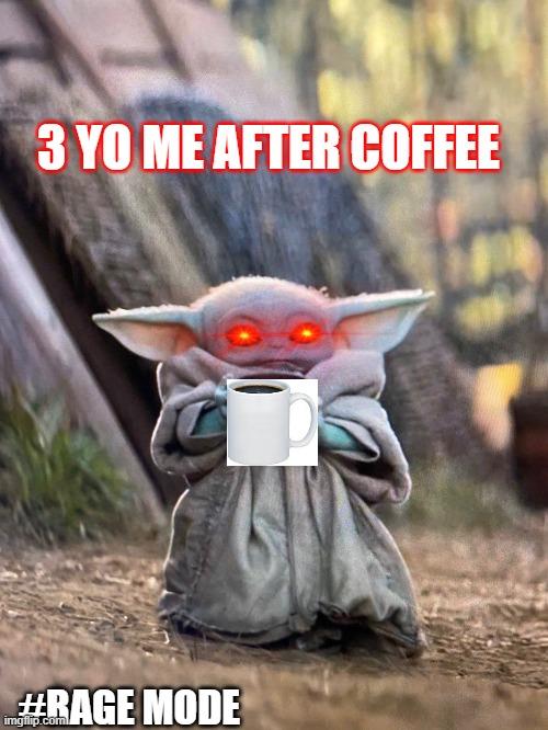 Baby Yoda Tea Imgflip