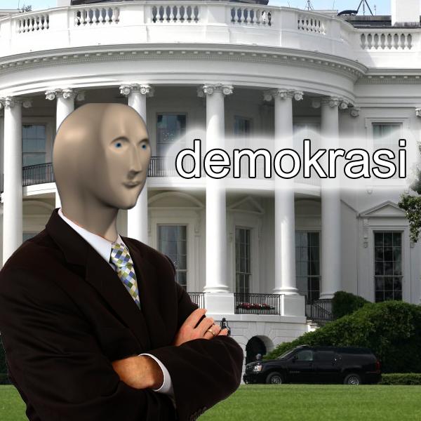 demokrasi Blank Template - Imgflip