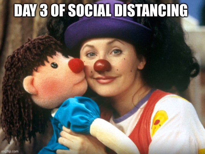 The Big Comfy Couch |  DAY 3 OF SOCIAL DISTANCING | image tagged in coronavirus,memes,funny memes,socially awkward,no friends,pandemic | made w/ Imgflip meme maker