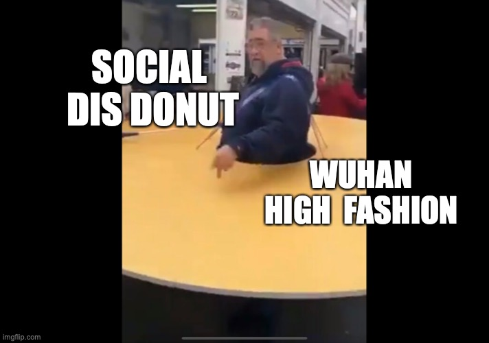 Wuhan High Fashion - Imgflip