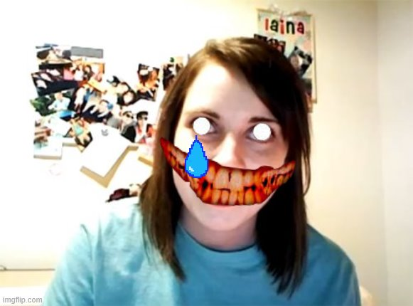 Overly Attached Girlfriend Meme | image tagged in memes,overly attached girlfriend | made w/ Imgflip meme maker