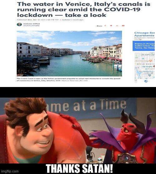 Thanks Satan Memes Gifs Imgflip