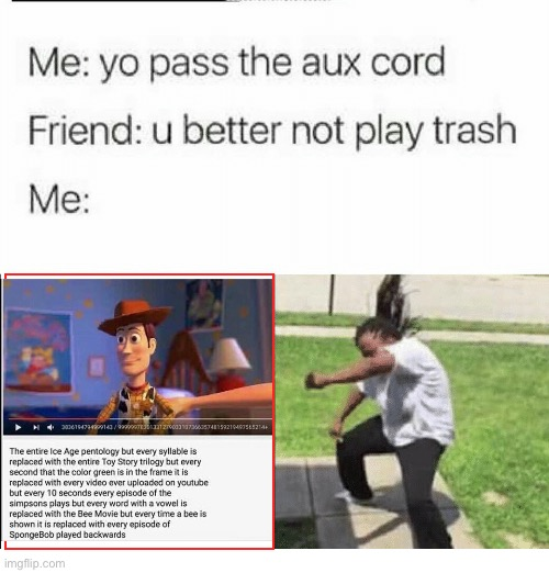You better no play trash | image tagged in you better no play trash | made w/ Imgflip meme maker