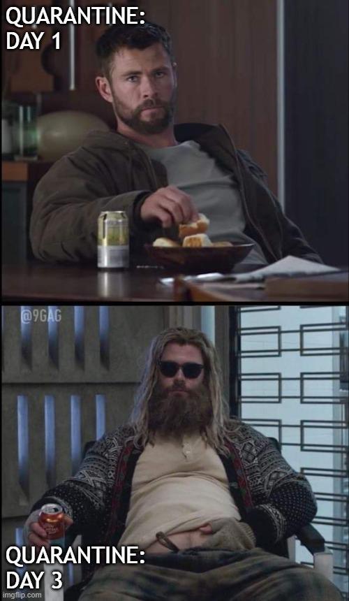 Thor - Imgflip