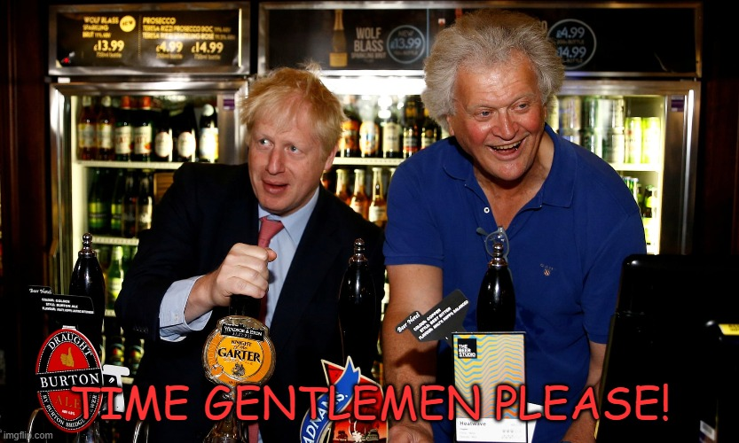 TIME! |  TIME GENTLEMEN PLEASE! | image tagged in boris | made w/ Imgflip meme maker