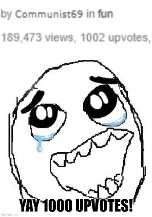 I Got 1002 Upvotes Imgflip Buy lol face meme face small bumper sticker decal: i got 1002 upvotes imgflip