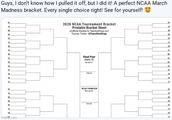 lol | image tagged in march madness | made w/ Imgflip meme maker