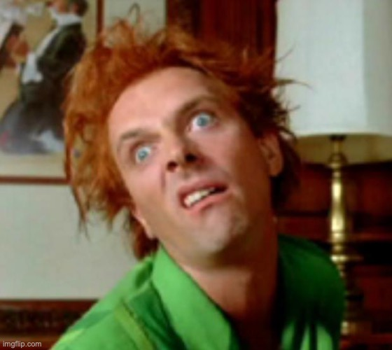 Drop dead Fred | image tagged in drop dead fred | made w/ Imgflip meme maker