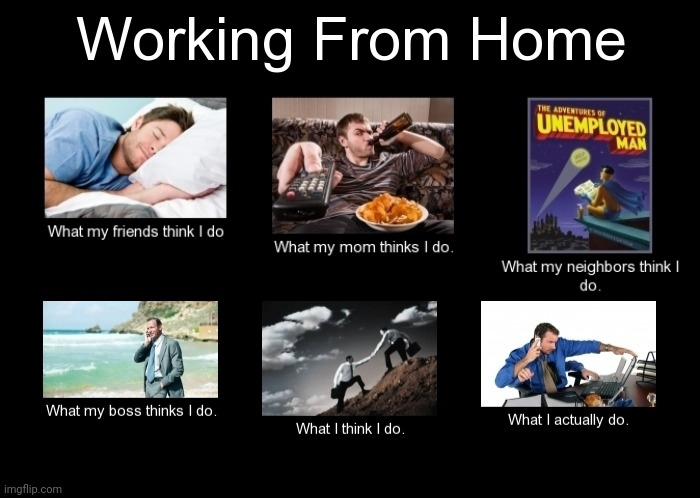The Home Office | image tagged in office,home,career,expectation vs reality,unemployed | made w/ Imgflip meme maker