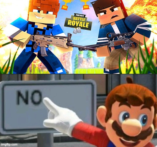 just no...... | image tagged in minecraft | made w/ Imgflip meme maker