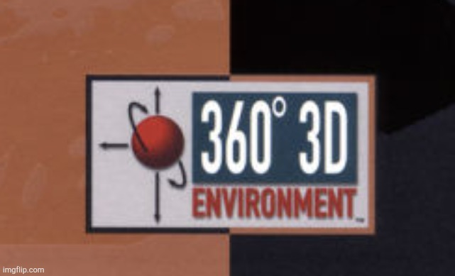 "360"" 3D Environment 