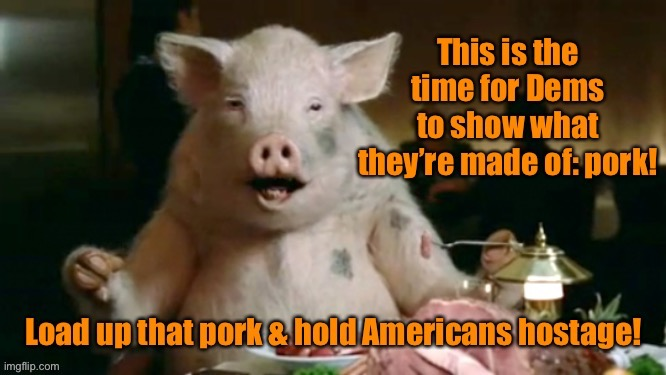 politics pork Memes & GIFs - Imgflip
