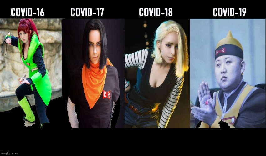 covid-19 | image tagged in coronavirus,dragon ball z,covid-19 | made w/ Imgflip meme maker