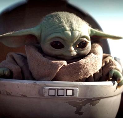 Baby Yoda Die Trash Blank Template Imgflip