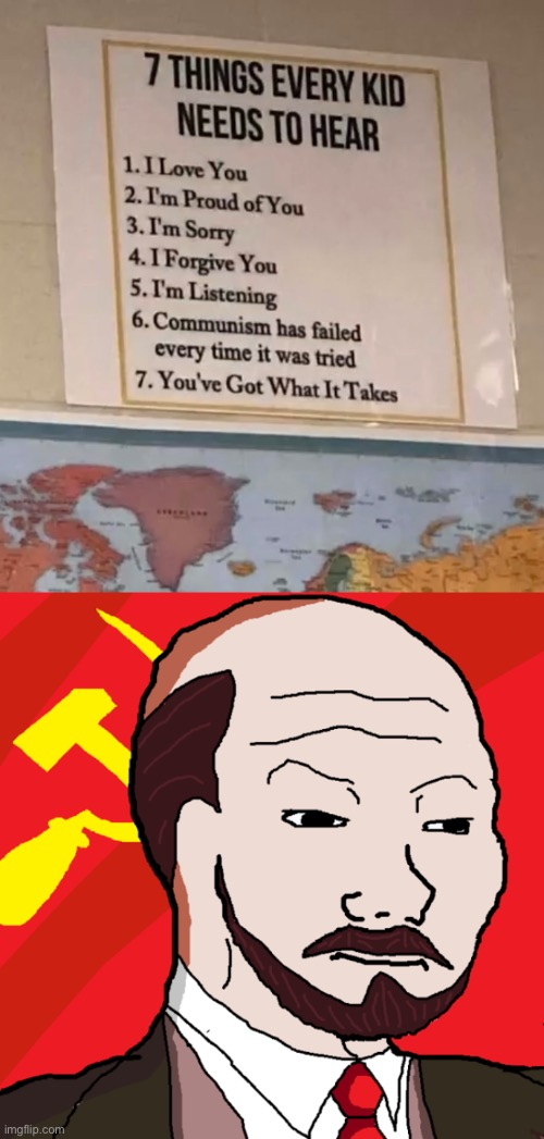 How schools are trying to get rid of communism | image tagged in memes,funny,communism,school,kids | made w/ Imgflip meme maker
