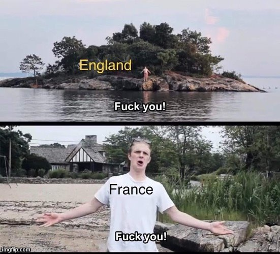"Repost lol. (Originally unfeatured from HistoryStream for being a repost and ""not serious enough"" lmao) 