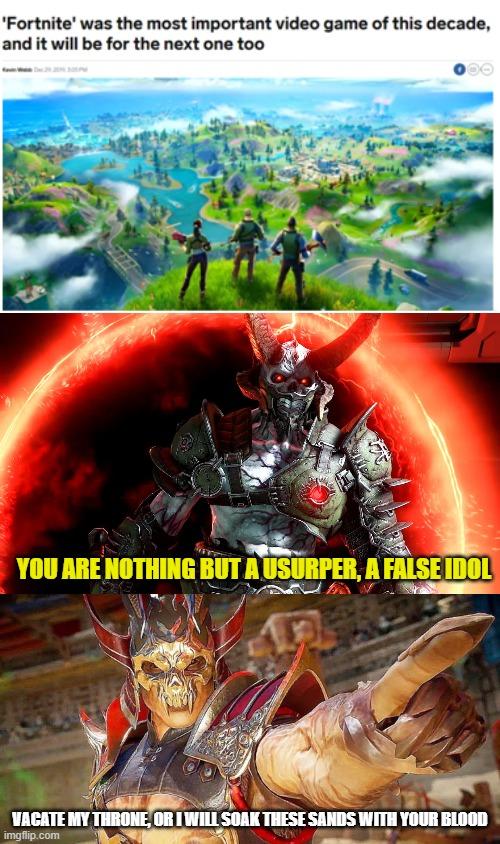 Image Tagged In Fortnite Doom Mortal Kombat Imgflip
