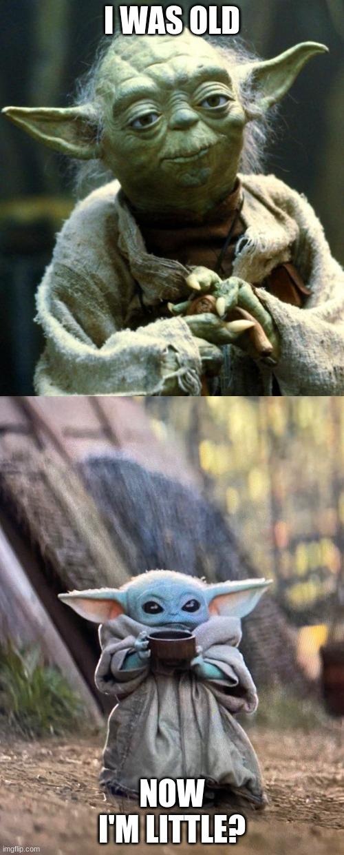 Baby Yoda Tea Memes Gifs Imgflip