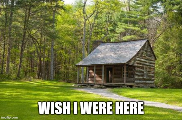 WISH I WERE HERE | image tagged in i wish,isolation,peaceful | made w/ Imgflip meme maker