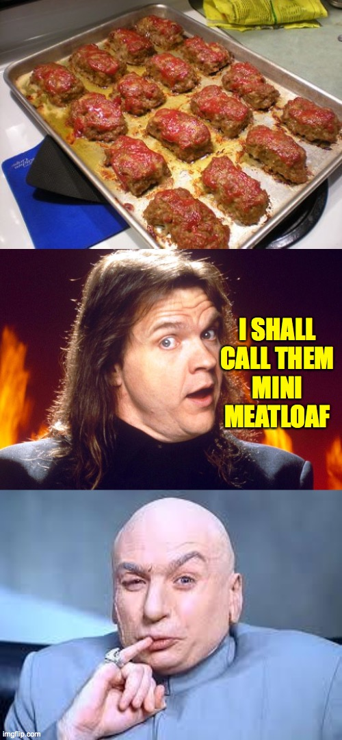 Meatloaf Memes Gifs Imgflip