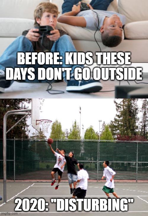 Kids these days . . . - Imgflip