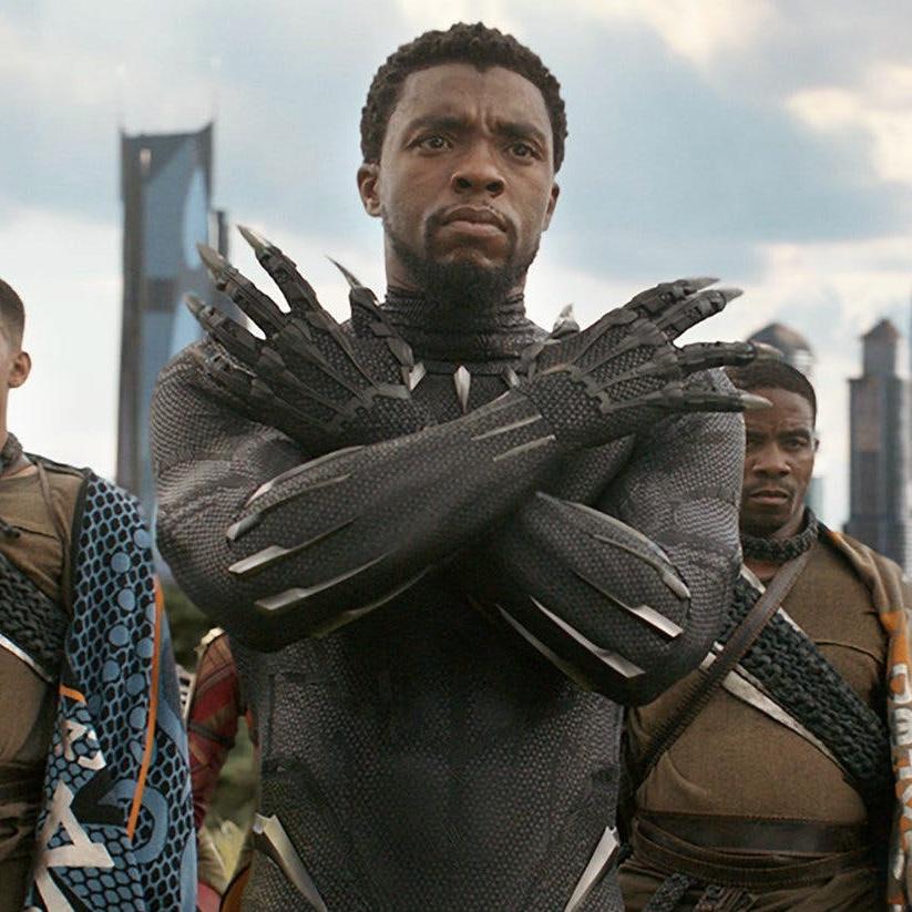 Wakanda Forever Blank Template - Imgflip