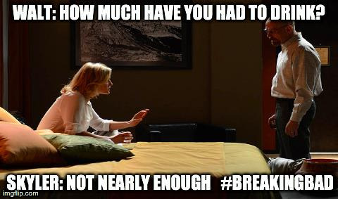 "Hotel Scene - Breaking Bad - ""Not Nearly Enough!"" 