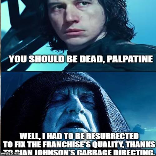 Star Wars The Rise Of Skywalker Meme Imgflip