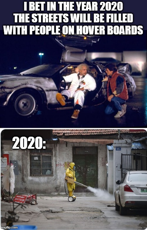 Back To The Future Memes Gifs Imgflip