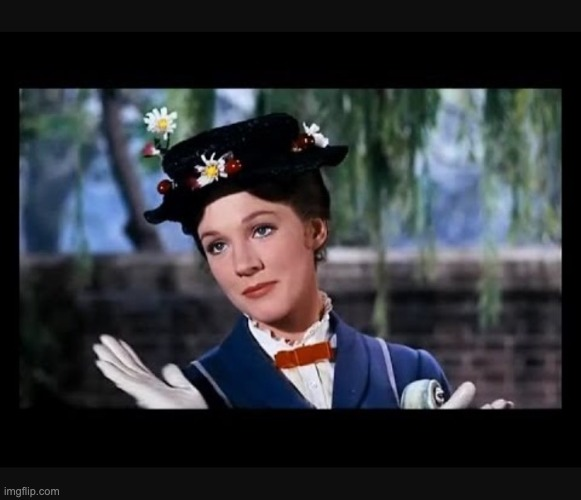 Mary Poppins slow clap | image tagged in mary poppins slow clap | made w/ Imgflip meme maker